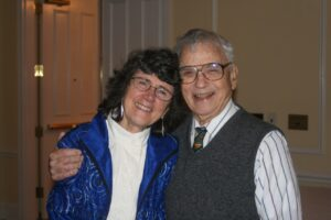 Ann and John Moore